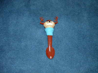 Tasmanian Devil Spoon From Kraft Macaroni And Cheese - 2000