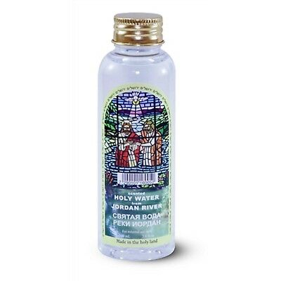 Authentic Holy Water From the Jordan River the Holy Land Lightly Scented with a