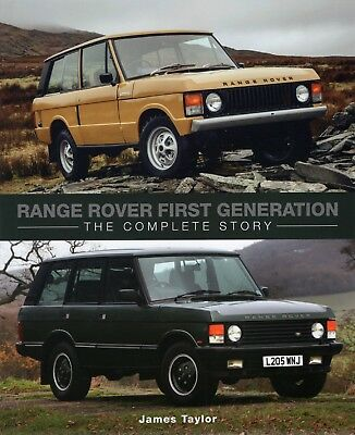 Range Rover First Generation - Complete Story (classic V8) Buch book
