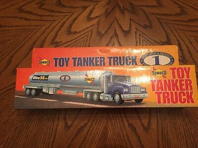 1994 Sunoco Toy Tanker Truck #1 Of Collector Series Nib Free Shipping