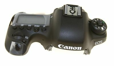 GPS Board DH5761 CANON EOS REBEL 6D TOP COVER CABINET With LCD Screen Wifi