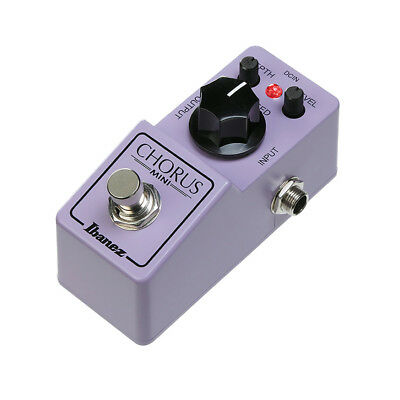 IBANEZ CS Mini Chours Electric Guitar Effect Pedal