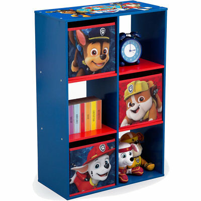 aufbewahrungsregal kinderregal kinderm bel spielzeugkiste aufbewahrung box regal eur 33 90. Black Bedroom Furniture Sets. Home Design Ideas