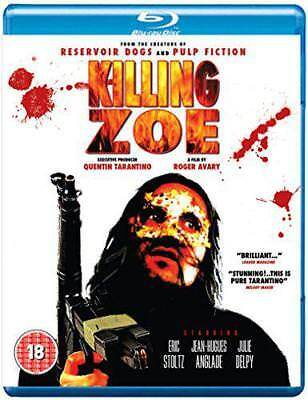 Killing Zoe [Blu-ray], DVD, New, FREE & Fast Delivery