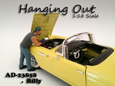 "American Diorama 23858 Figur ""Hanging Out"" - Billy 1:18 limitiert 1/1000"