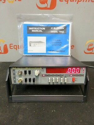 BK Precision Maxtec Universal Frequency Counter 1823 175MHZ New