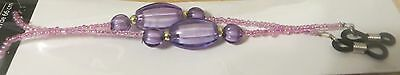 "Nip Beaded 26"" Eyeglass Holder"
