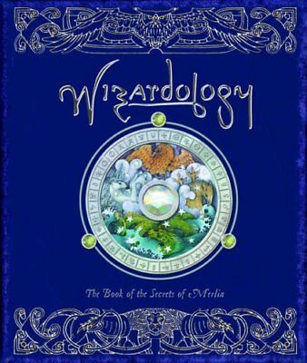 (Good)-Wizardology: The Book of the Secrets of Merlin (Ology Series) (Hardcover)