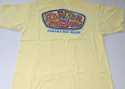 Evintage Xl Ron Jon Panama City Beach T Shirt