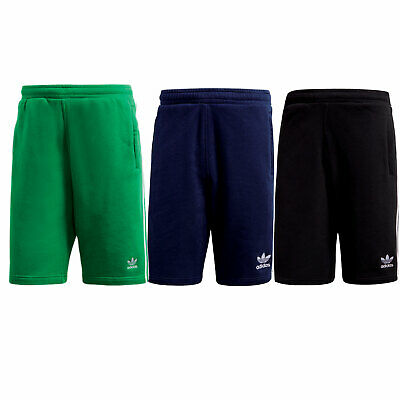 adidas Originals 3-Stripe Short Herren-Shorts Freizeit-Hose Bermuda Jogging-Hose