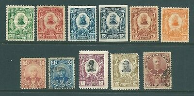HAITI stamp collection from 1882 onwards