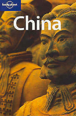 China (Lonely Planet Country Guides), By Mayhew, Bradley, Heller, Carolyn B., Hu