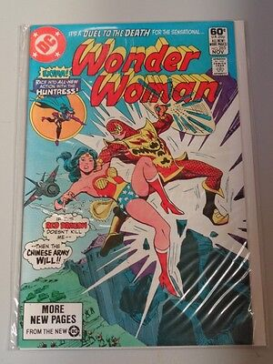 Wonder Woman #285 Dc Comics November 1981
