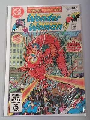 Wonder Woman #284 Dc Comics October 1981