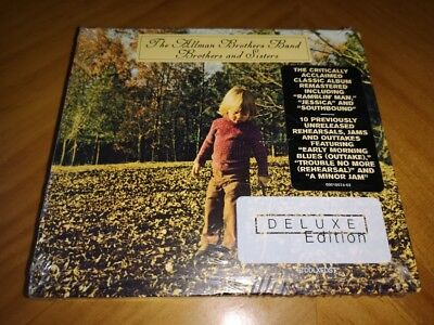 The Allman Brothers Band - Brothers and Sisters [Deluxe 2CD] Brand New & Sealed