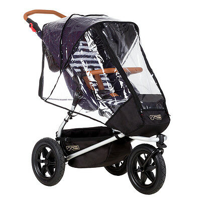 Regenschutz Storm Cover für Mountain Buggy Urban Jungle 3, Terrain 3 ab Bj. 2015