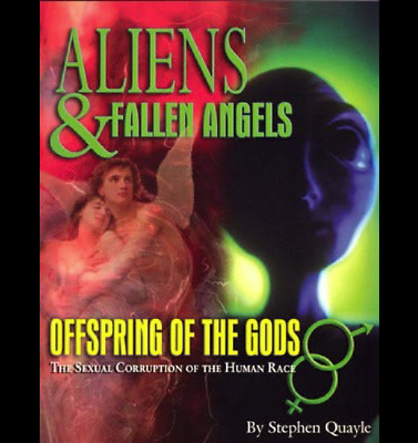 Aliens & Fallen Angels by Stephen Quayle Paperback BRAND NEW