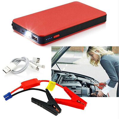 10000Mah 12V Multi-Function Car Jump Starter Power Booster Battery Usb Charger