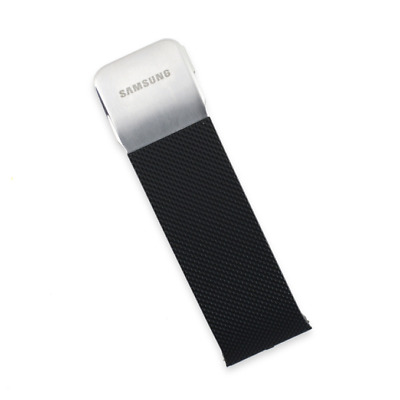 Samsung Gear 2 and Gear 2 Neo Top Strap with Snap Connector Black Used