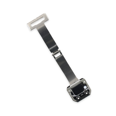 Samsung Galaxy Gear (1st Gen) Snap Connector Replacement Part Silver