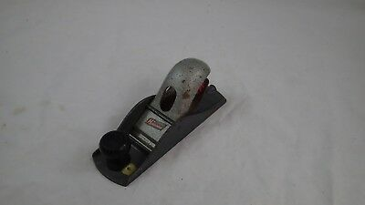 Stanley Handyman Wood Block Plane Smooth Planer Excellent Condition Vintage
