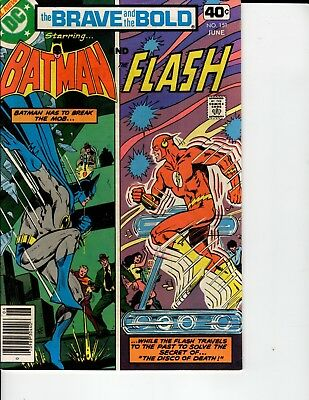 DC Comics the Brave and the Bold Batman and the Flash #151 June VF+ 8.5