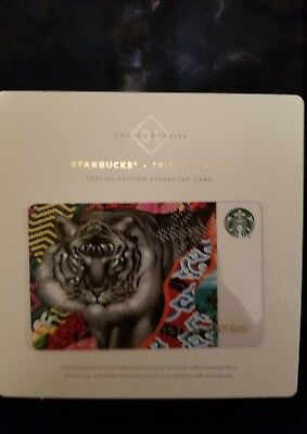 Tristan Eaton Special-Edition Starbucks Card ON HAND SHIP TODAY
