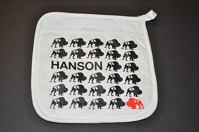 RARE Brand New Hanson Shout It Out Bison Oven Mitt!