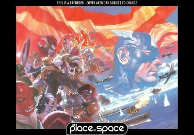(Wk27) Captain America, Vol. 8 #1A - Preorder 4Th Jul