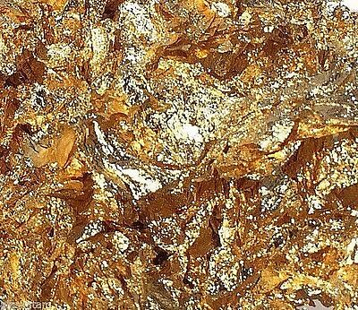 500 Grams (1/2 Kilo) SUPER Gold Leaf Flakes >>> SPECIAL PRICE LIMITED TIME <<<