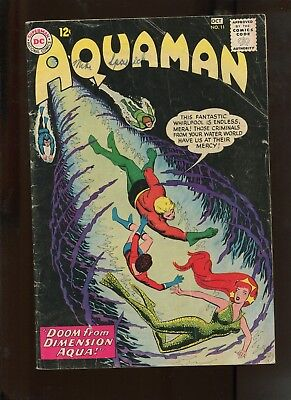 Aquaman #11 (4.0) 1St Appearance Of Mera