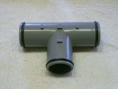 Bestway Coleman Swimming Pool T-Joint Filter Pump Hose Connector Only P6362