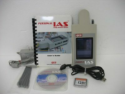 Quality Engineering Associates QEA Personal Image Analysis System IAS Used