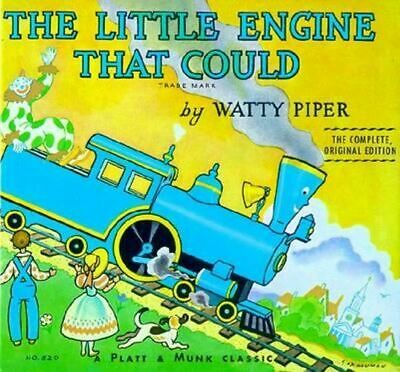 NEW The Little Engine That Could : The Complete Original Edition By Watty Piper