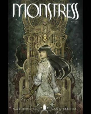NEW Monstress Volume 1 By Marjorie Liu Paperback Free Shipping