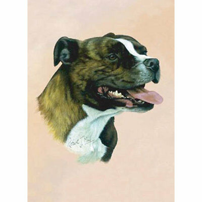 Staffordshire Bull Terrier Playing Cards, Staffordshire Bull Terriers by Popular