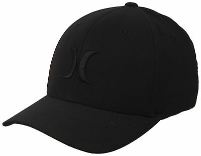 8878e551 HURLEY DRI-FIT ONE and Only Hat - Classic Black / White - New ...