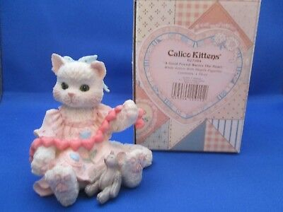 Calico Kittens~A Good Friend Warms The Heart~With Paper Work