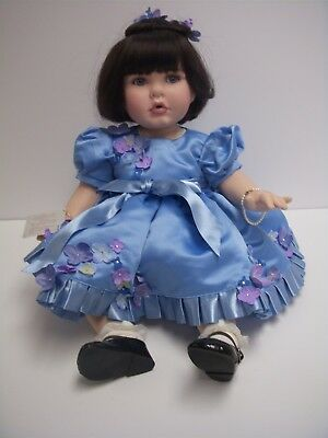 """Marie Osmond BABY LISA Dear to my Heart Toddler 15"""" Seated LE 3000"""