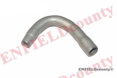 Brand New Lambretta Scooter Carburettor Alloy Made Choke Cable Elbow @cad