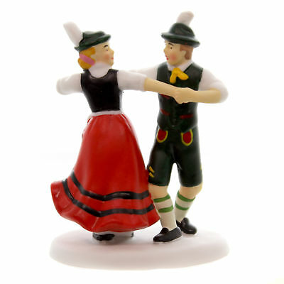 Dept 56 Accessories CHRISTMAS MARKET DANCE Alpine Village Series 4044787