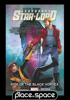 Legendary Star-Lord Vol 02 Rise Of Black Vortex - Softcover