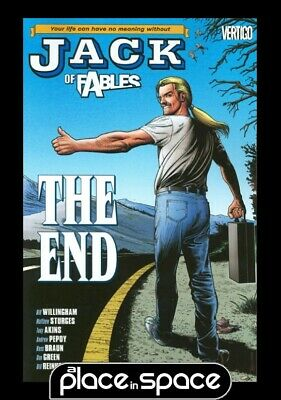 Jack Of Fables Vol 09 The End - Softcover
