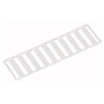 WAGO 793-505 WMB Multiple Marking System Horizontal 31 ... 40 10x, white