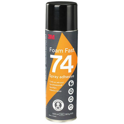 3M™ Scotch-Weld™ Spray 74 Foam Adhesive 500ml