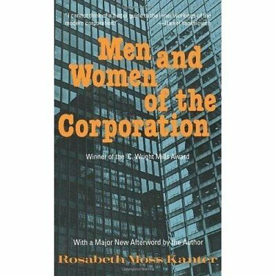 Men and Women of the Corporation - Paperback NEW Kanter, Rosabet 1993-10-13
