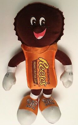 Reese's Peanut Butter Cups Plush 14 inch Stuffed from The Petting Zoo Make Offer