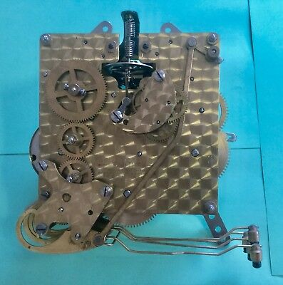 Smiths Westminster Chiming Movement - Spares Or Repair