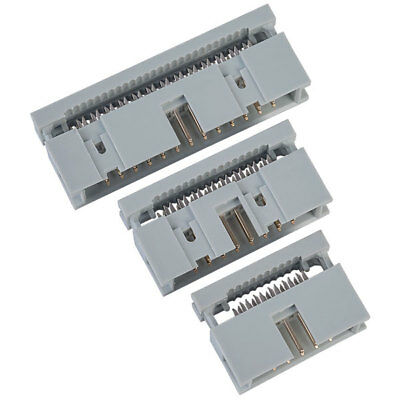 TRUCONNECT DS1016-10 MASIBB 2 54mm Pitch 10 Way IDC Cable Mounting