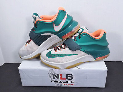 release date dd4fb 9f66c ... best price nike kd vii 7 kevin durant easy money 653996 330 mystic  green mens 68e03
